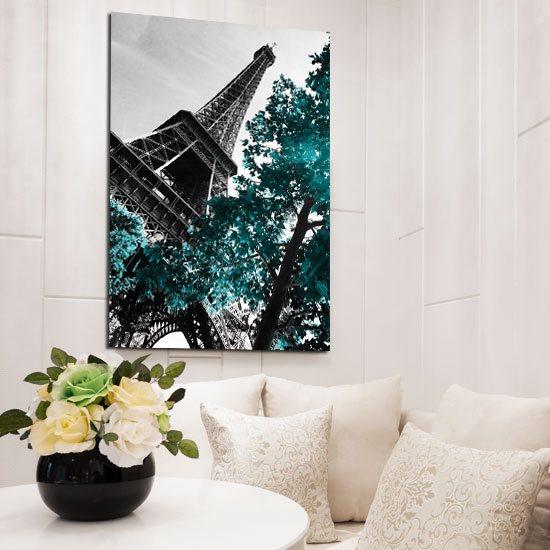 Paryż grafika do salonu