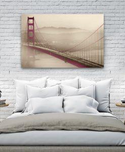 ozdoby z mostem