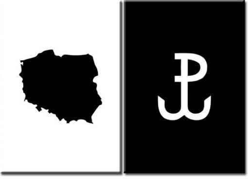 dyptyk z polska walczącą
