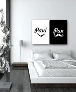 obrazy z typografia