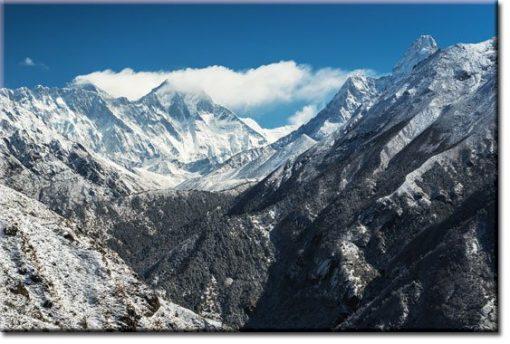 ozdoby z górami