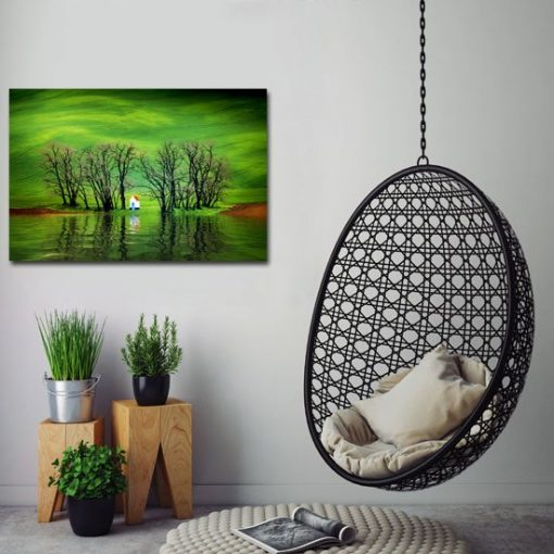 ozdoby zielone