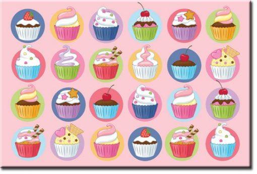 obrazy z ciasteczkami