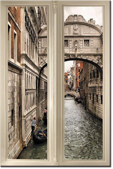 obrazy widoki z okna