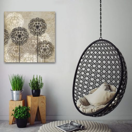 dekoracje z ornamentami