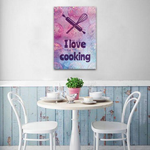 obrazy na płótnie kuchenne