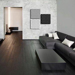 Obraz na płótnie abstrakcja do salonu