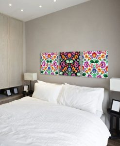 11.Obrazy z kwiatami do sypialni