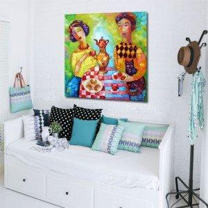 reprodukcje malarzy na ścianę