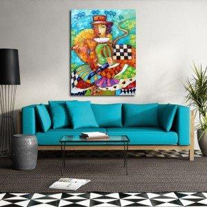 obrazy na ścianie dekoracje