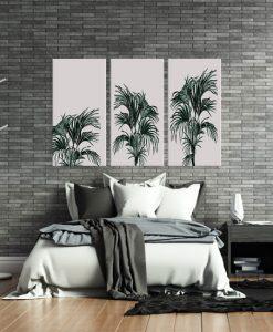 obrazy palmy