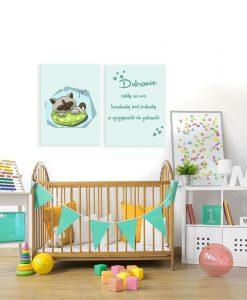 dekoracja dla dzieci