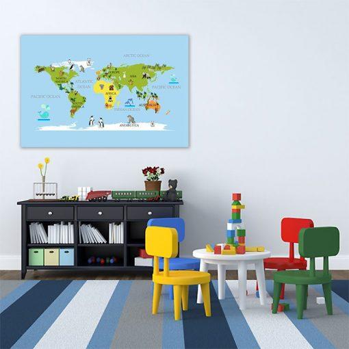 Obrazy dla dzieci i nastolatków