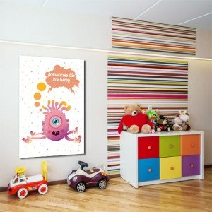 ozdoba ścian dziecięcego pokoju
