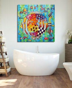 dekoracja do łazienki