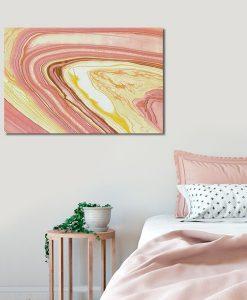 Obraz z abstrakcją na ścianę