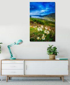 dekoracje z widokami przyrody