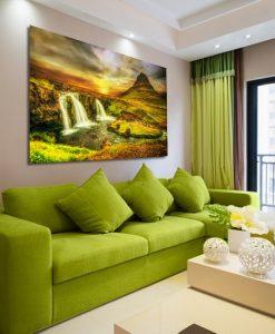 obrazy zielone