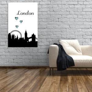 Obrazy Londyn