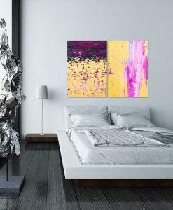 ozdoby z abstrakcjami