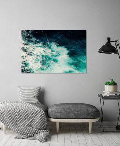 obraz z morzem