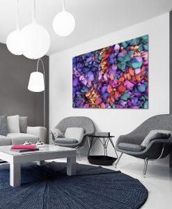 kolorowa abstrakcja