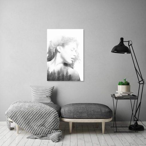 Nowoczesny obraz na ścianę do salonu