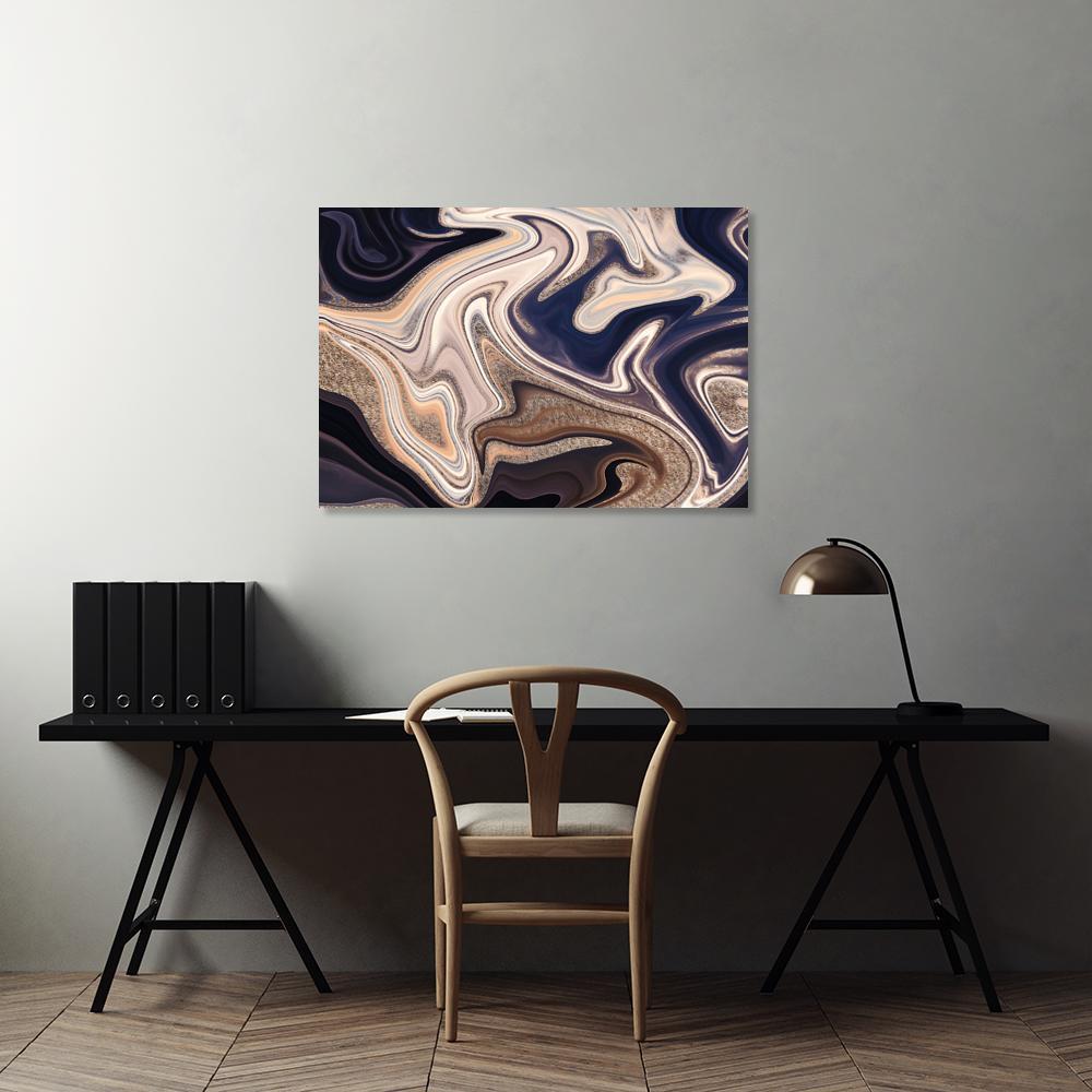 Obrazy z abstrakcją