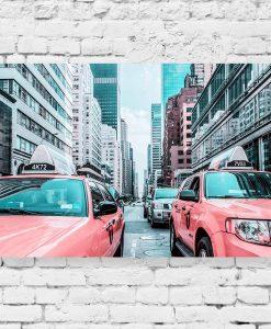 Obraz z nowojorskim motywem
