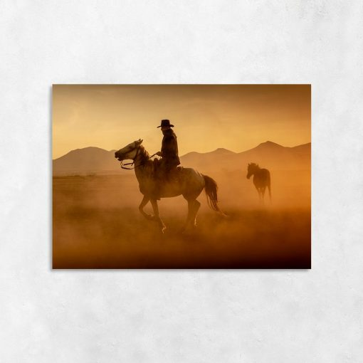 Obraz z motywem konia