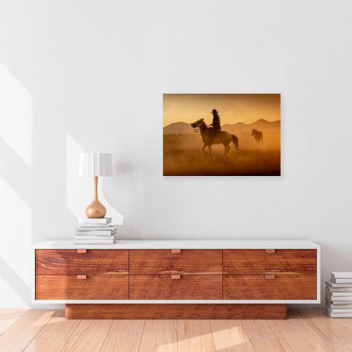 Obraz z koniem