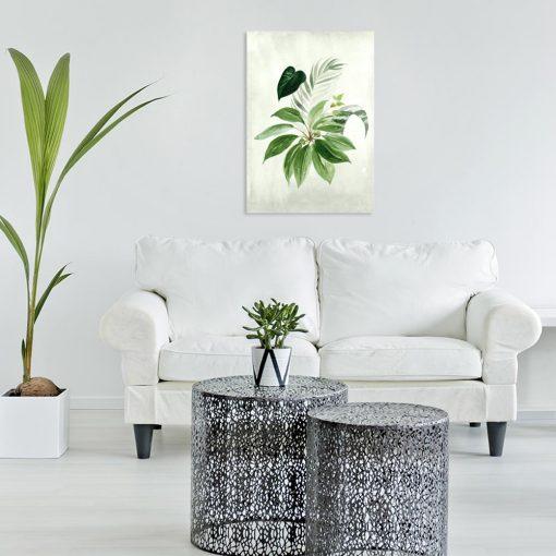 Obraz motyw tropikalny