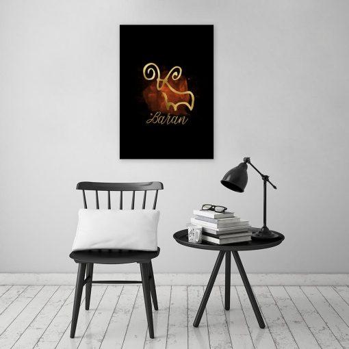 znak zodiaku jako obraz