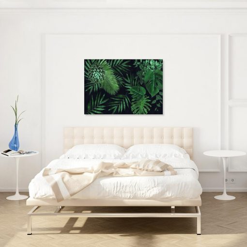 obraz tropikalny