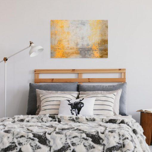 obraz jak malowany do sypialni