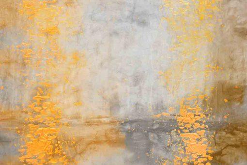 obraz z betonową abstrakcją
