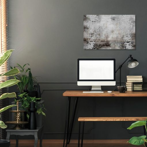 obraz do gabinetu z abstrakcją