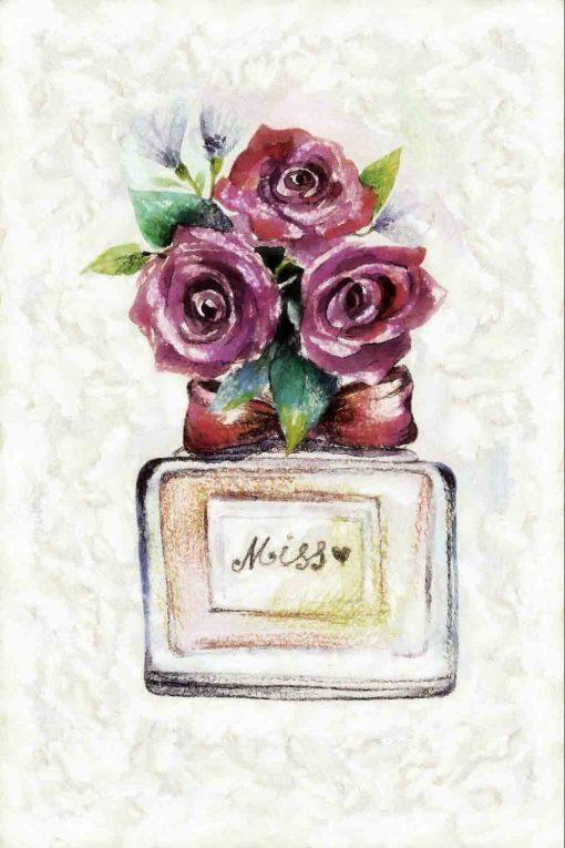 Obraz - Perfumy w butelce