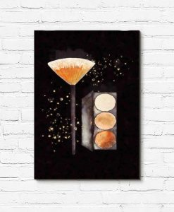 Obraz - Paletka do salonu kosmetycznego