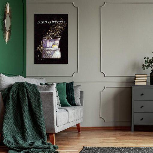 Obraz - Luxury lifestyle do sypialni