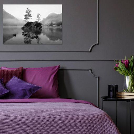 Obraz do pokoju - Jezioro Hintersee