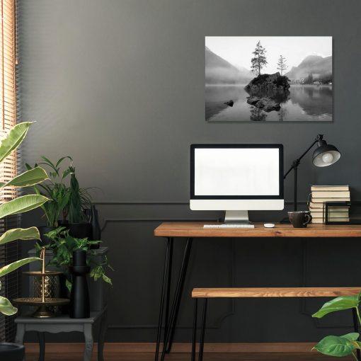 Obraz do biura - Jezioro Hintersee