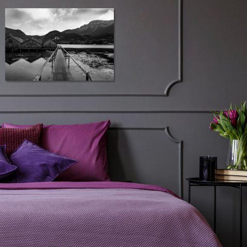 Obraz do pokoju - Jezioro Kochelsee