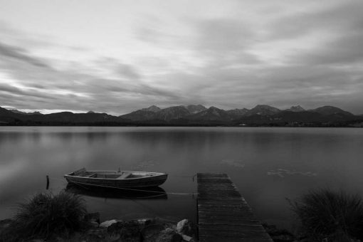 Obraz - Jezioro