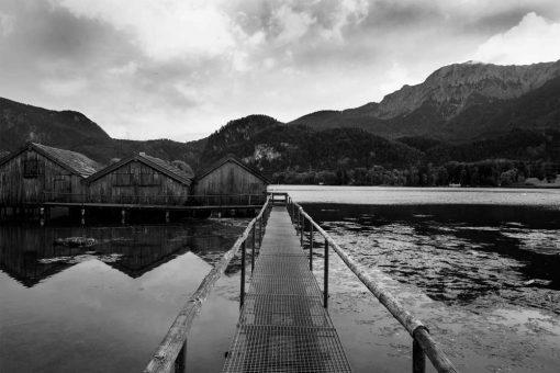 Obraz - Jezioro Kochelsee