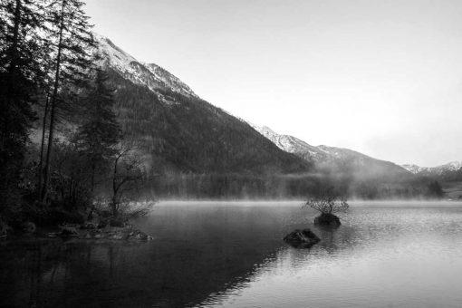 Obraz - Mgła nad Hintersee