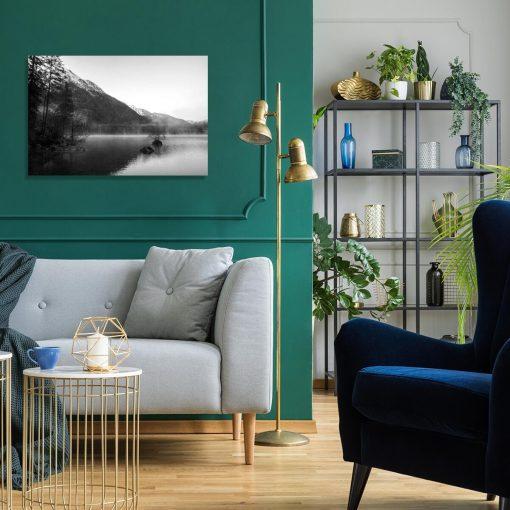 Obraz do pokoju - Mgła nad Hintersee