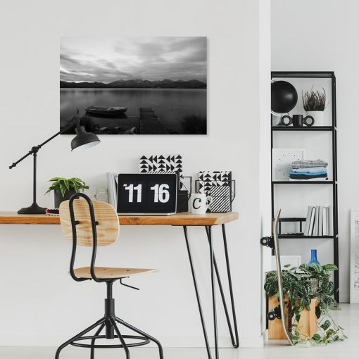 Obraz do biura - Jezioro