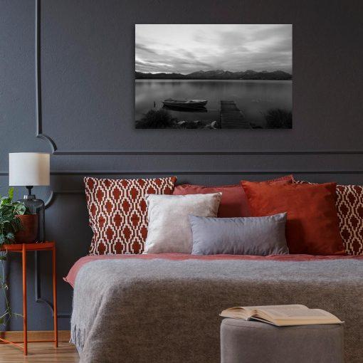 Obraz do sypialni - Jezioro