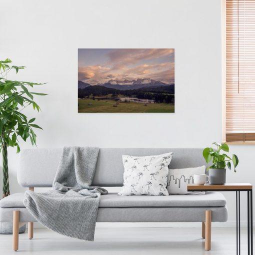 Obraz do pokoju - Jezioro Geroldsee